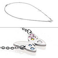 necklace woman jewellery Nomination Butterfly 021320/005