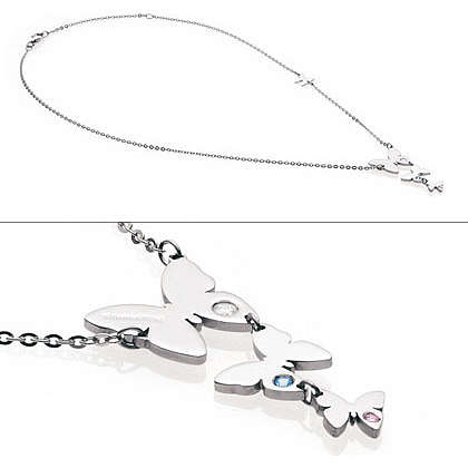 necklace woman jewellery Nomination Butterfly 021321/005