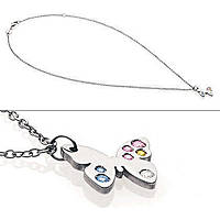 necklace woman jewellery Nomination Butterfly 021323/005