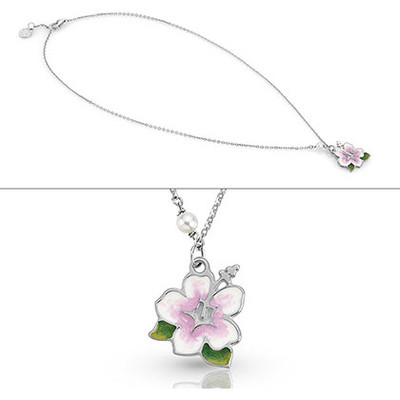 necklace woman jewellery Nomination Flo 026606/012