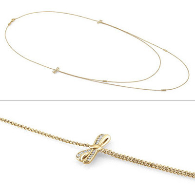 necklace woman jewellery Nomination Mycherie 146306/012