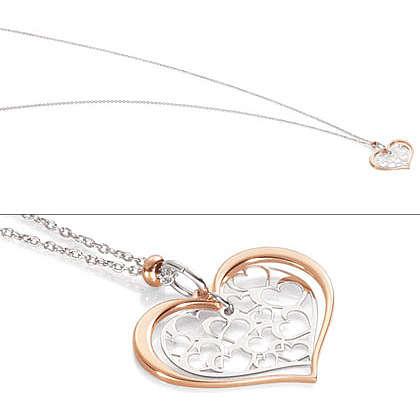 necklace woman jewellery Nomination Romantica 141522/011