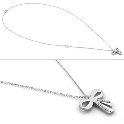 necklace woman jewellery Nomination Swarovski 026904/001