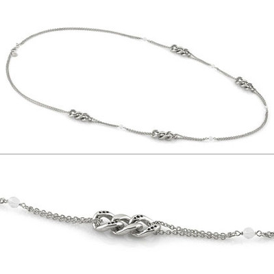 necklace woman jewellery Nomination Swarovski 131507/007