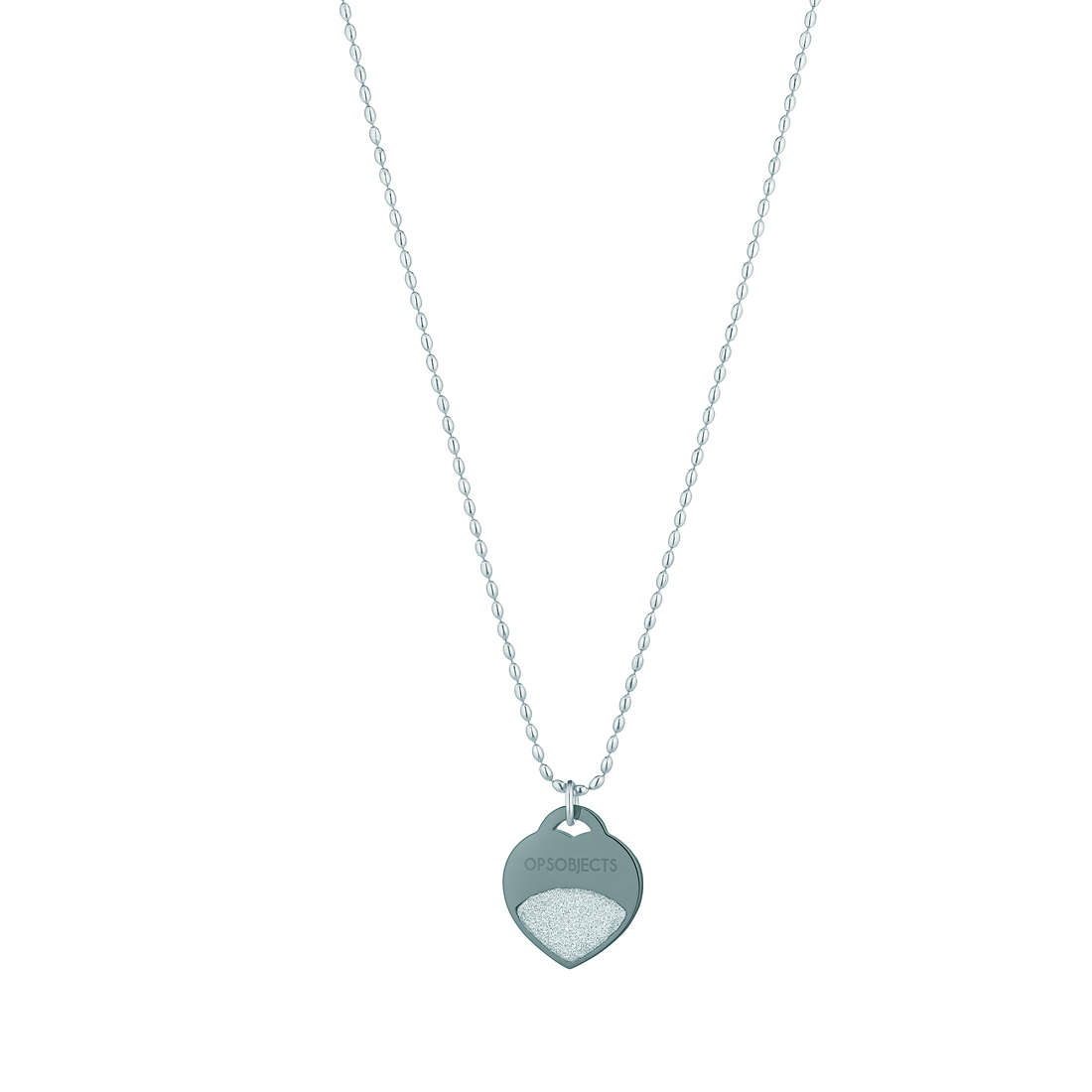 necklace woman jewellery Ops Objects Glitter OPSCL-353