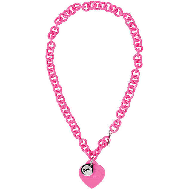 necklace woman jewellery Ops Objects Ops Love OPSCL-23