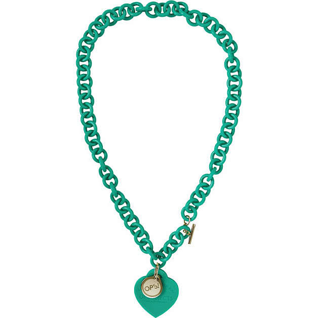 necklace woman jewellery Ops Objects Ops Love OPSCL-26