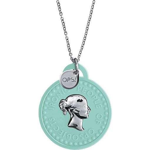 necklace woman jewellery Ops Objects Tresor OPSKCL-03