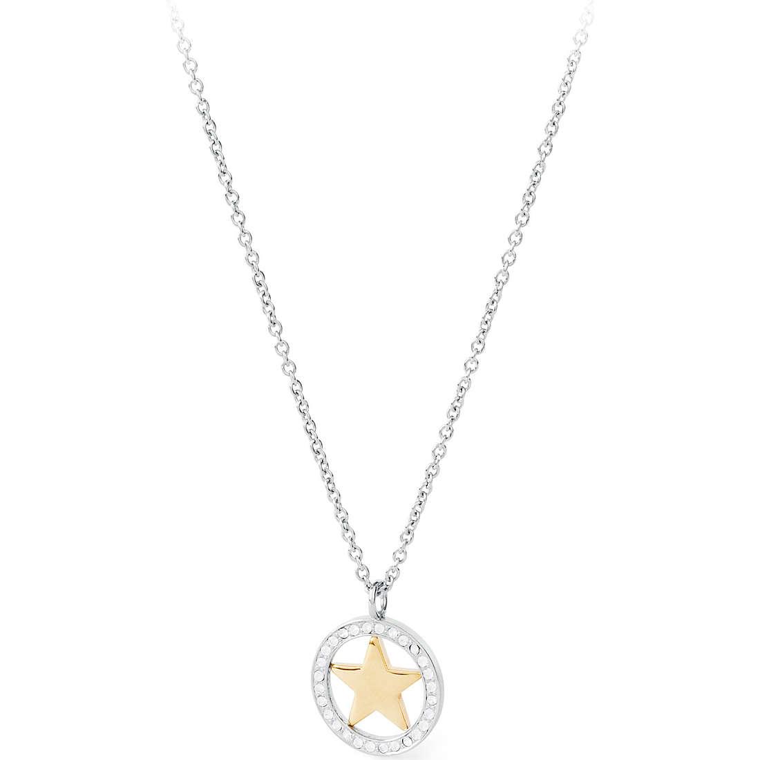 necklace woman jewellery Sagapò AMULET SMU01