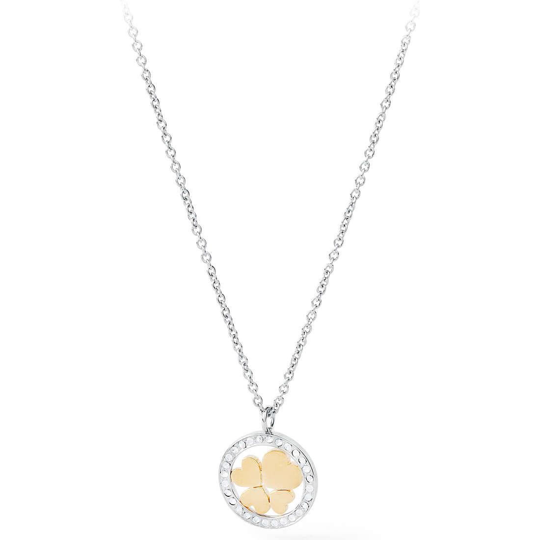 necklace woman jewellery Sagapò AMULET SMU04