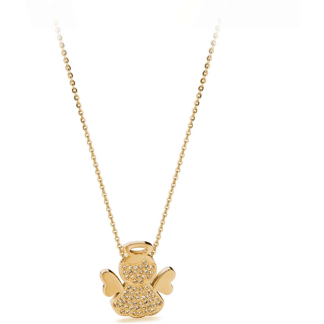 necklace woman jewellery Sagapò Angels SAGAPOSNG06