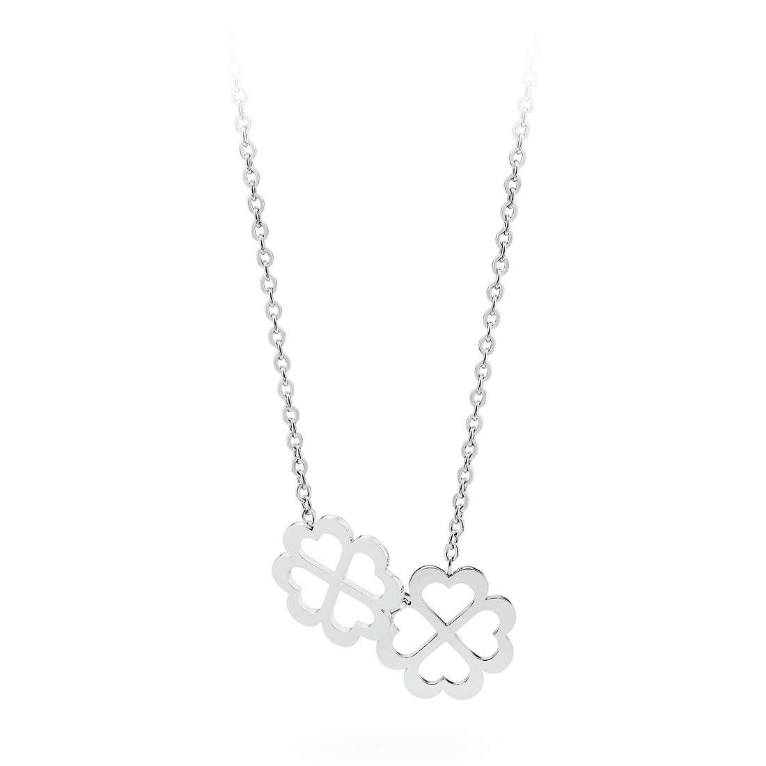 necklace woman jewellery Sagapò BUTTERFLY SBF07