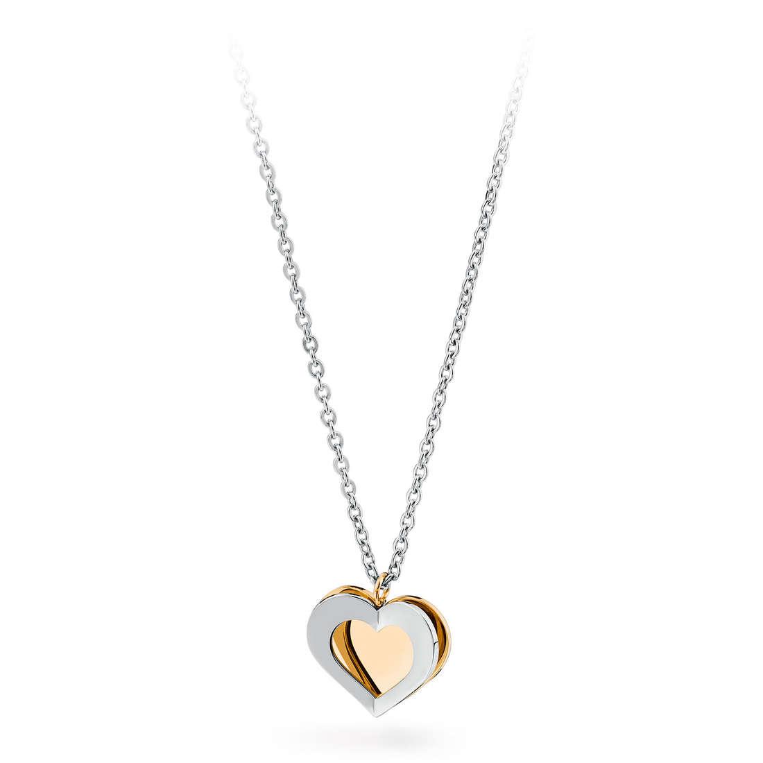 necklace woman jewellery Sagapò BUTTERFLY SBF09