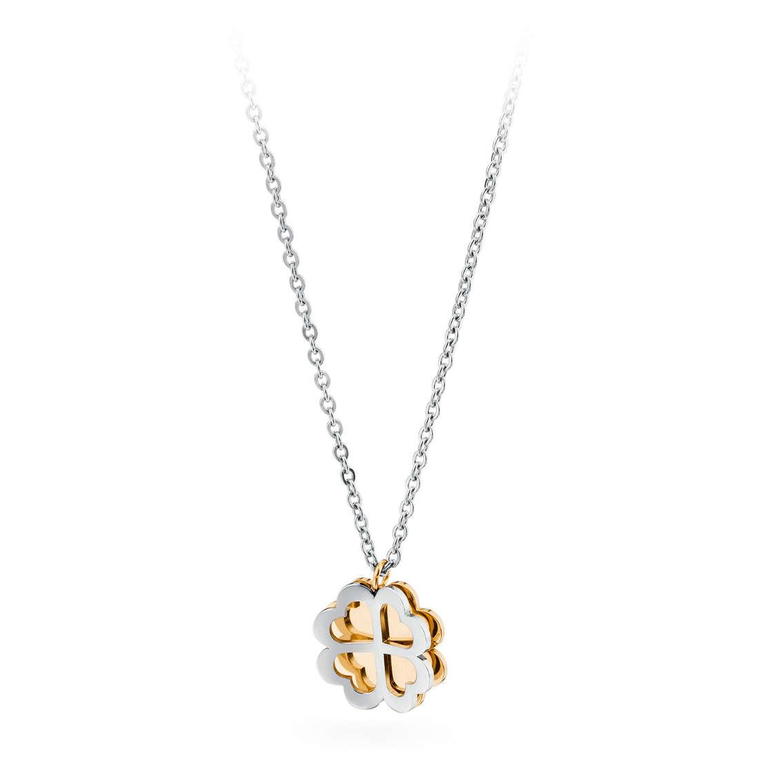 necklace woman jewellery Sagapò BUTTERFLY SBF18