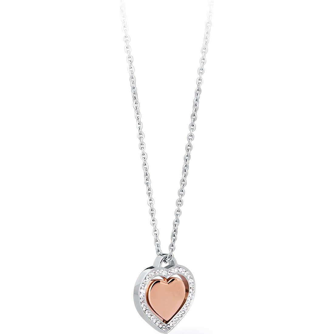 necklace woman jewellery Sagapò CARILLON SCN01