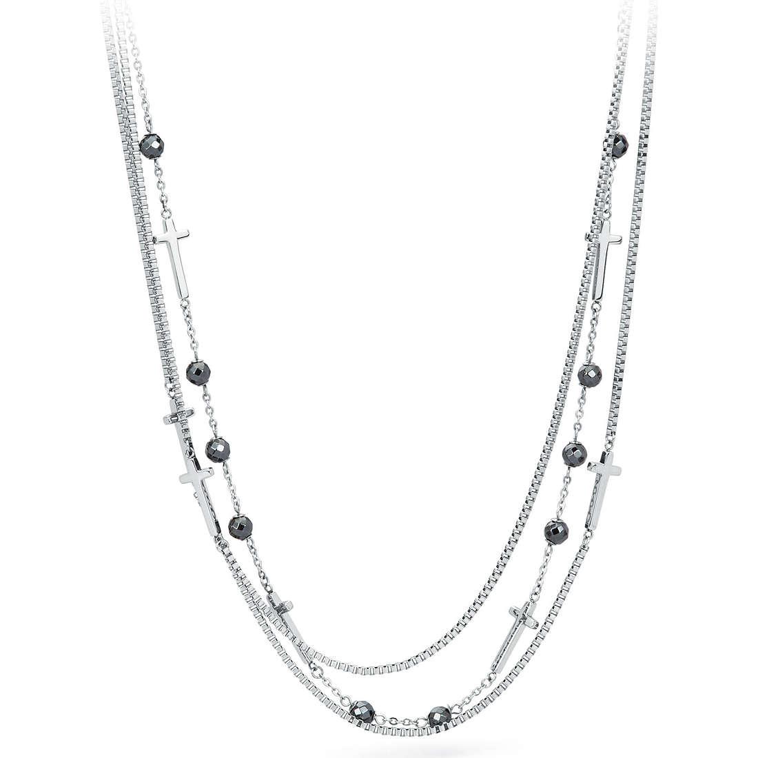 necklace woman jewellery Sagapò Cruz SAGAPOSCZ01