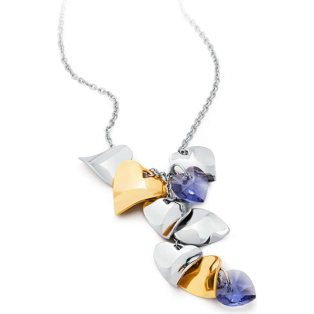 necklace woman jewellery Sagapò DROPS SPS01