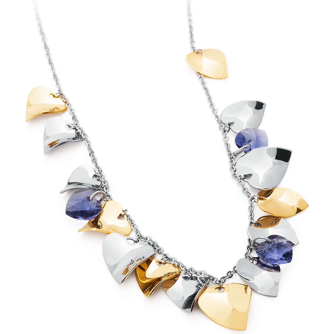 necklace woman jewellery Sagapò DROPS SPS02