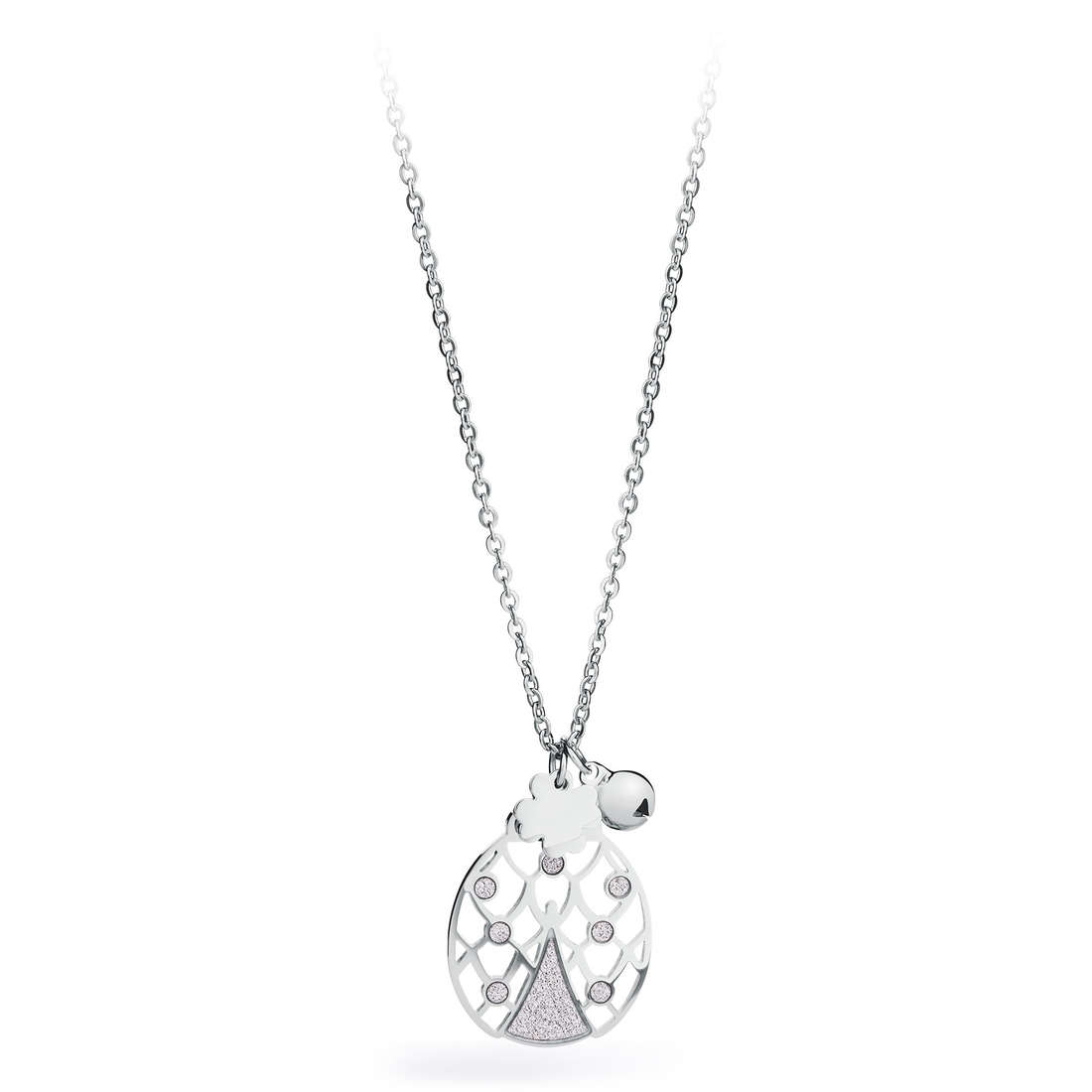 necklace woman jewellery Sagapò Gaia SAGAPOSGA05