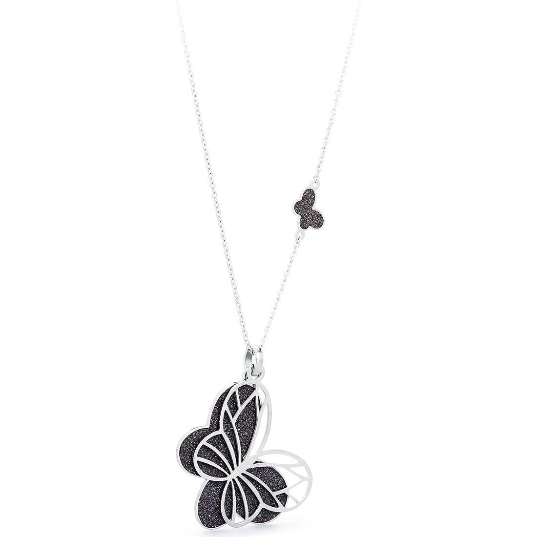 necklace woman jewellery Sagapò GLITTER SGL03