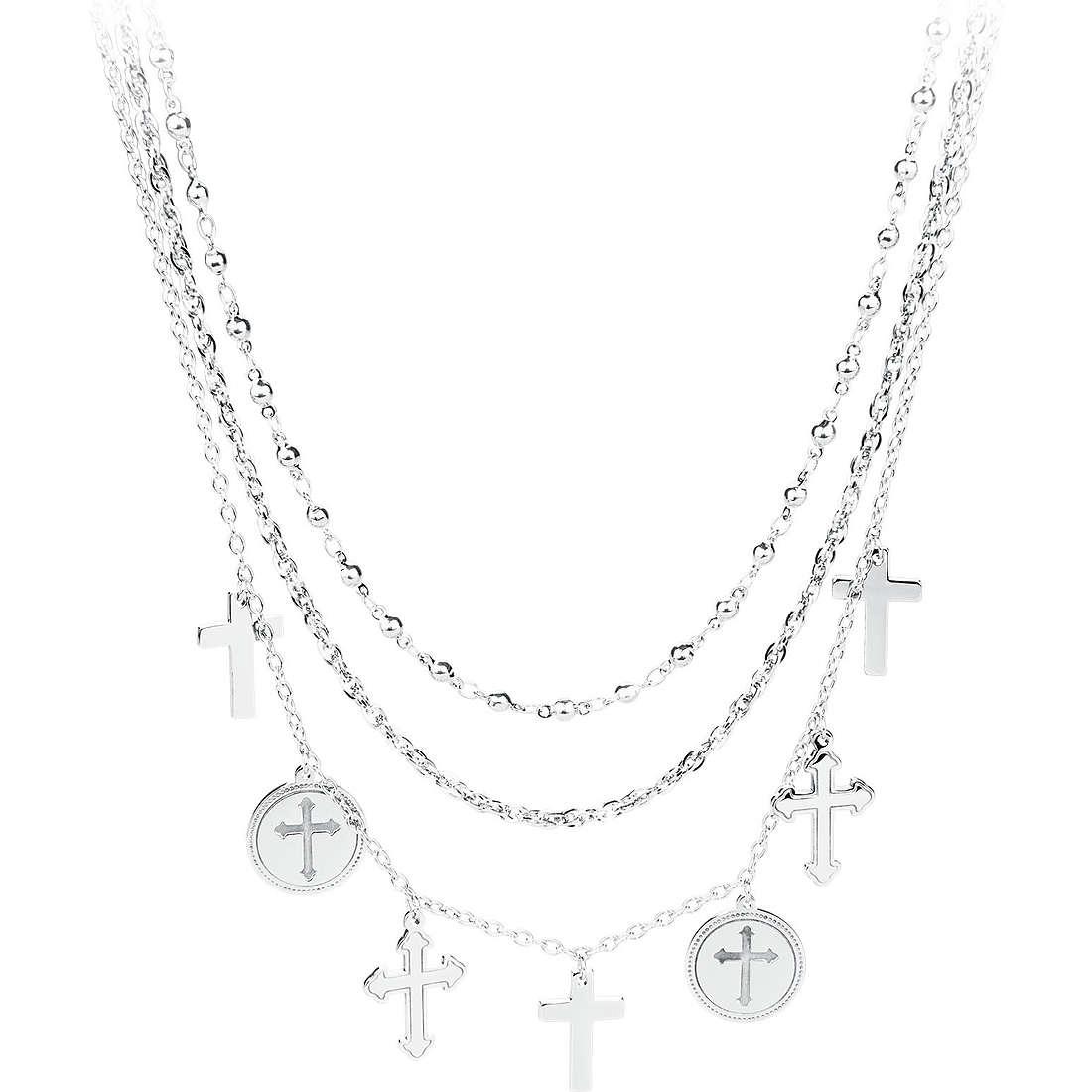 necklace woman jewellery Sagapò GOTIKA SGT01