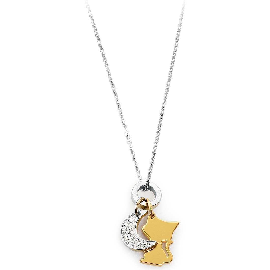 necklace woman jewellery Sagapò Honey SHN01