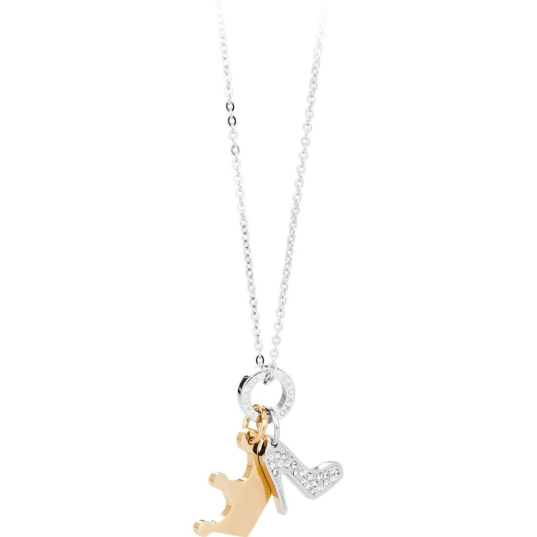 necklace woman jewellery Sagapò Honey SHN05