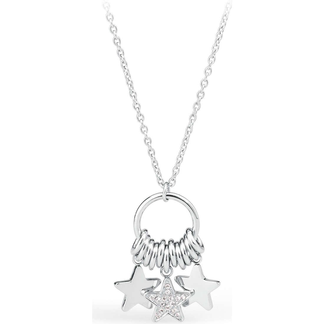 necklace woman jewellery Sagapò HULA HOOP SHO01