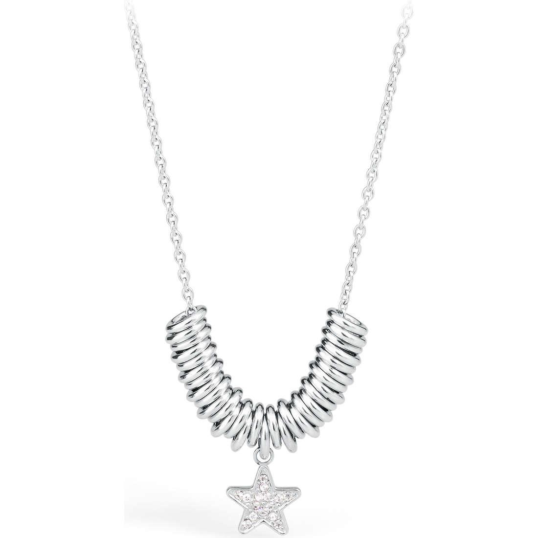 necklace woman jewellery Sagapò HULA HOOP SHO03