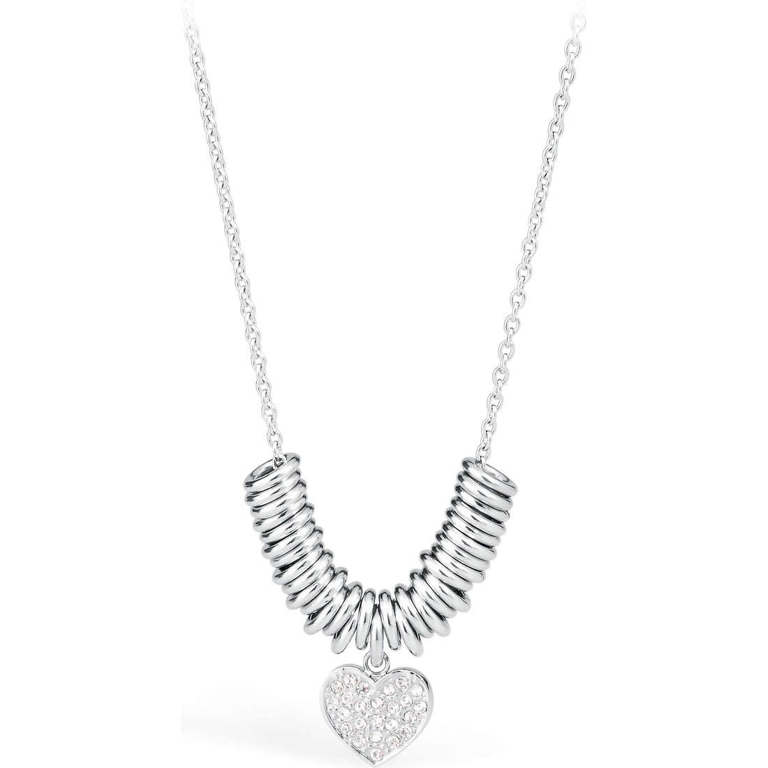 necklace woman jewellery Sagapò HULA HOOP SHO04