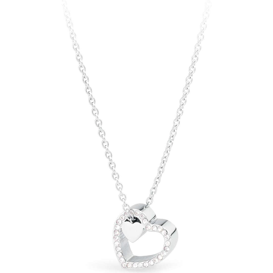 necklace woman jewellery Sagapò IN LOVE SIL01
