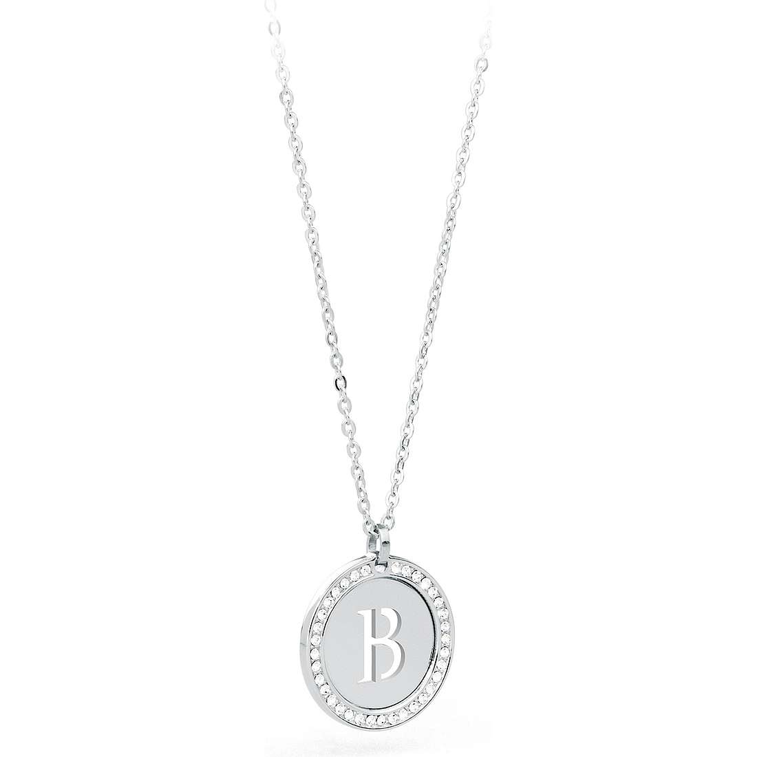 necklace woman jewellery Sagapò LetteRing SLR02