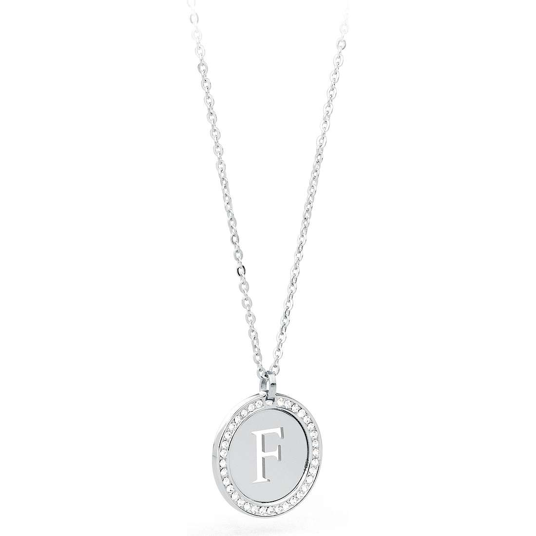 necklace woman jewellery Sagapò LetteRing SLR06