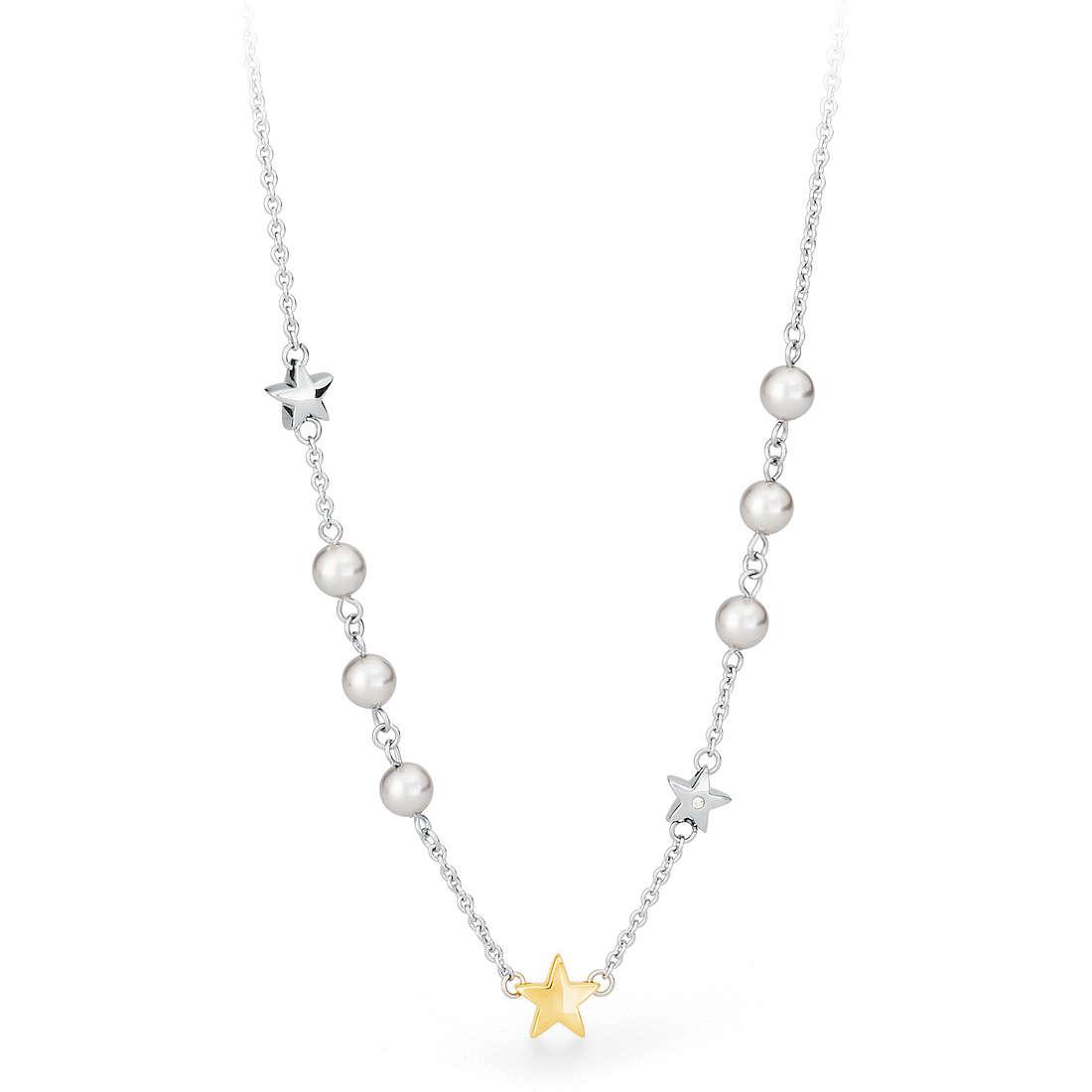 necklace woman jewellery Sagapò Little Star SAGAPOSLS01