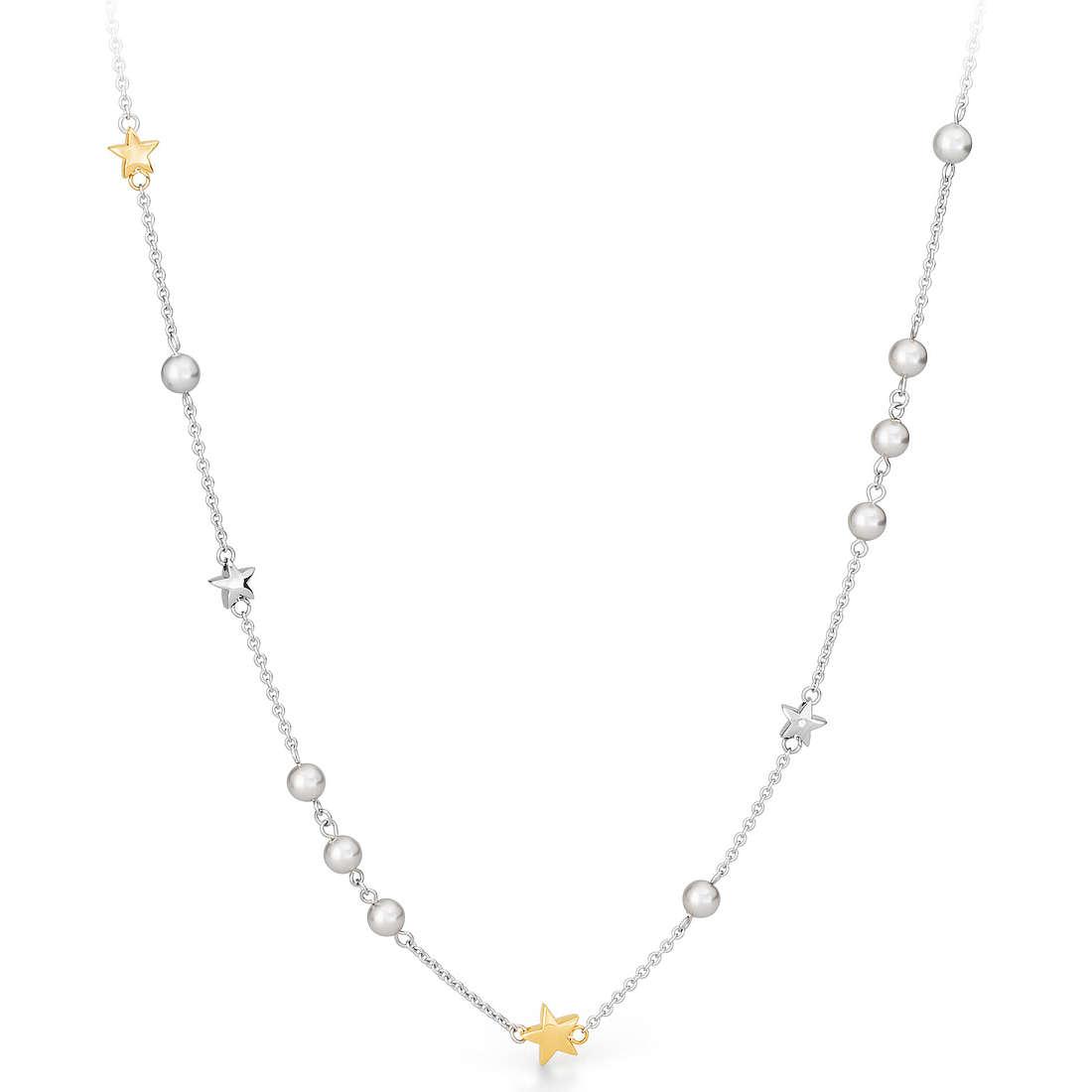 necklace woman jewellery Sagapò Little Star SAGAPOSLS02