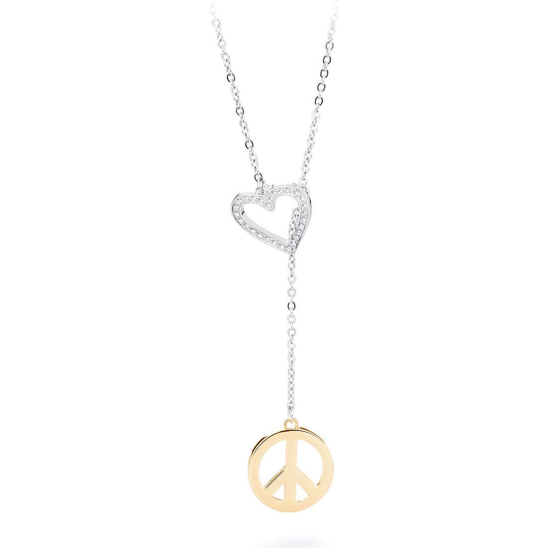 necklace woman jewellery Sagapò LOOP SLP04
