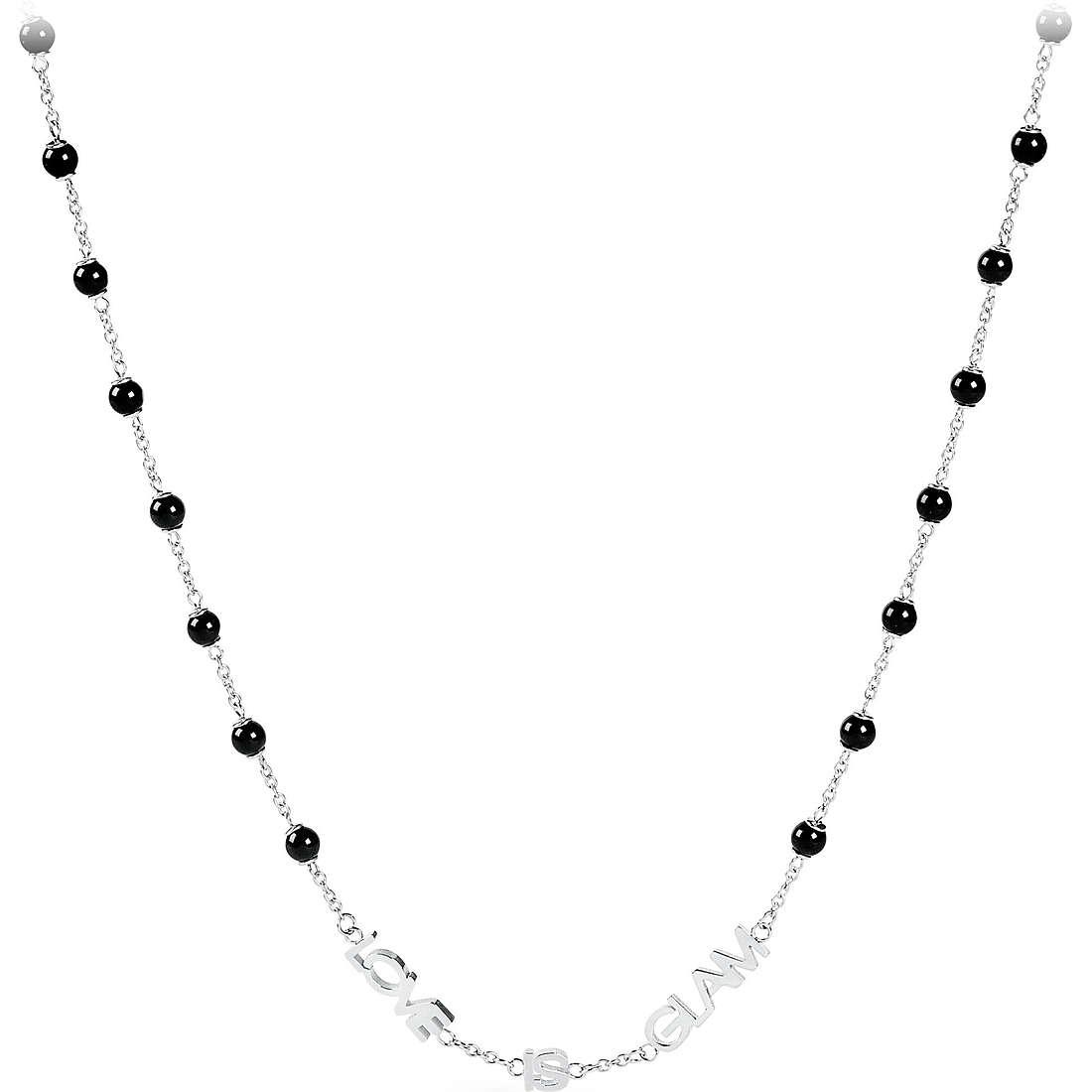 necklace woman jewellery Sagapò LOVE IS GLAM SLG10