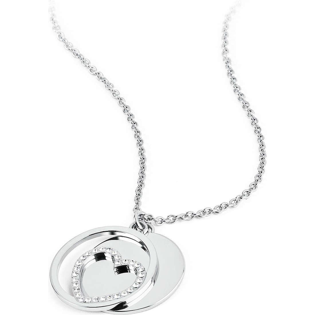 necklace woman jewellery Sagapò Miroir SAGAPOSRO02