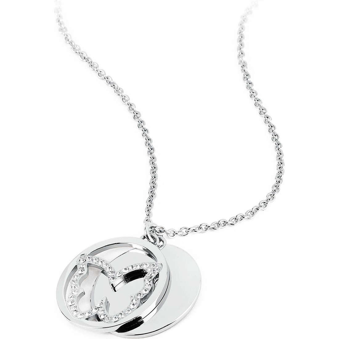 necklace woman jewellery Sagapò Miroir SAGAPOSRO03