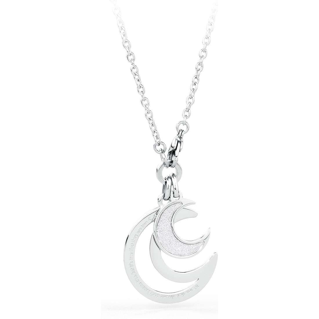 necklace woman jewellery Sagapò Moonlight SML02