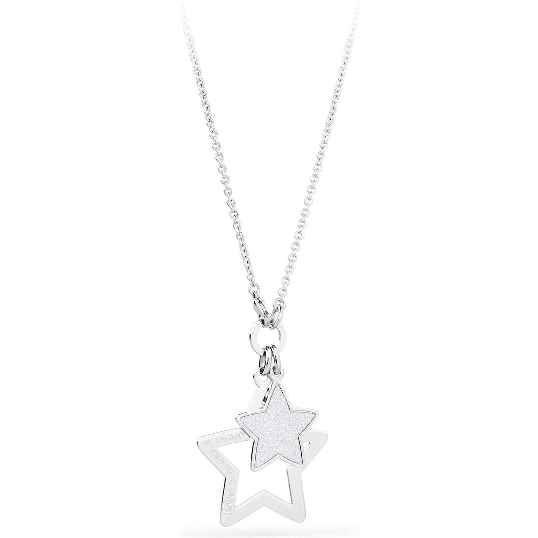 necklace woman jewellery Sagapò Moonlight SML03