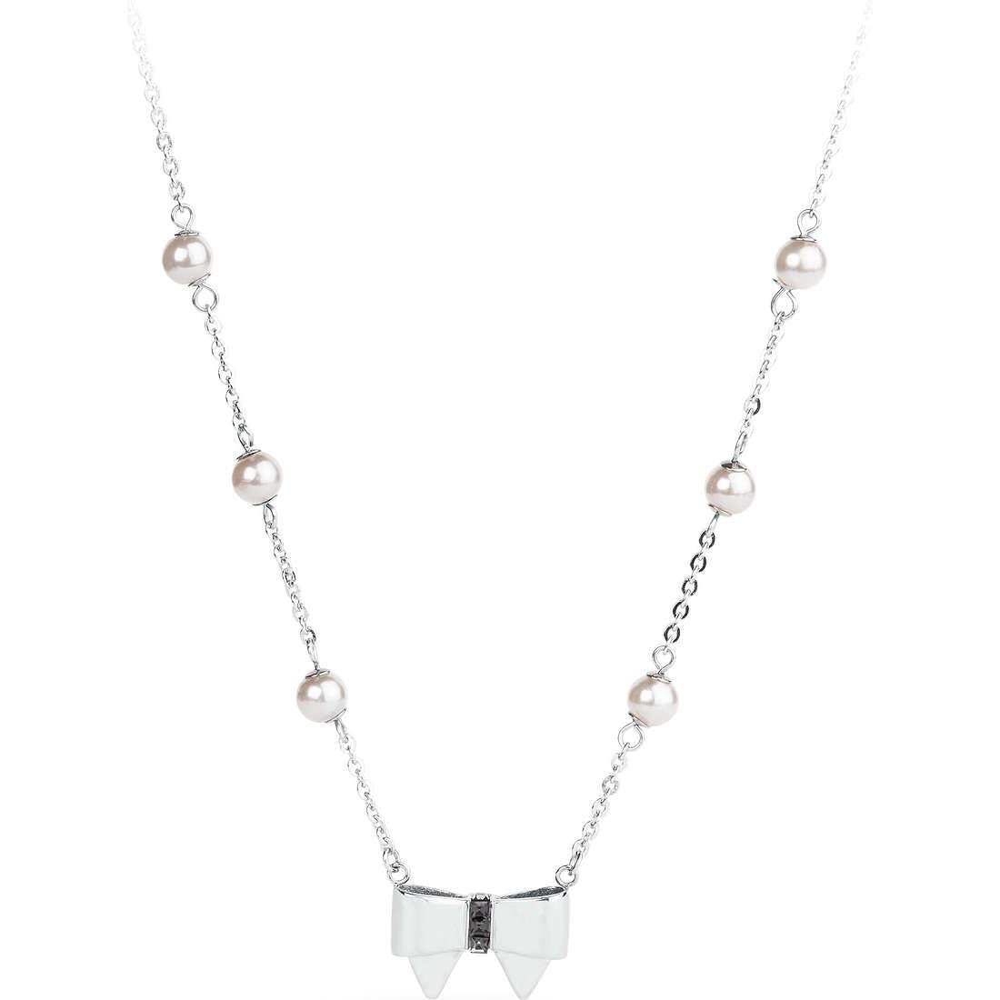 necklace woman jewellery Sagapò Papillon SLL01