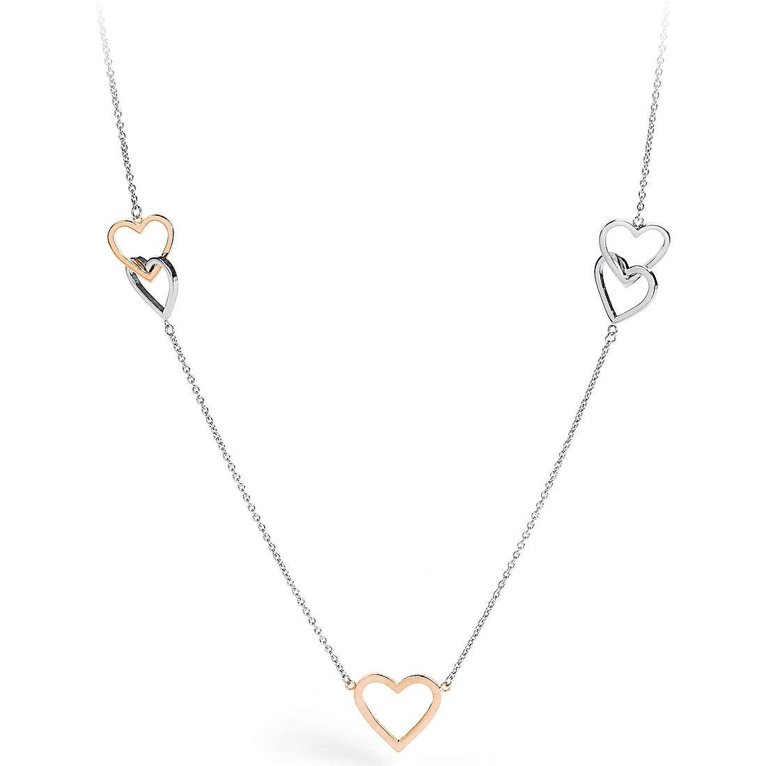 necklace woman jewellery Sagapò Paris 2 SPG04