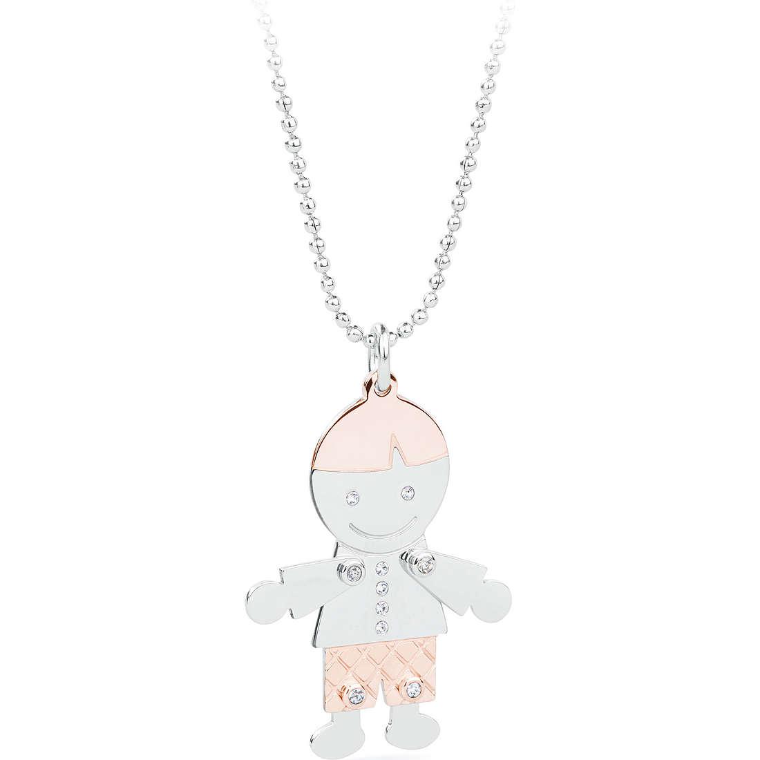 necklace woman jewellery Sagapò Puppets SPP04