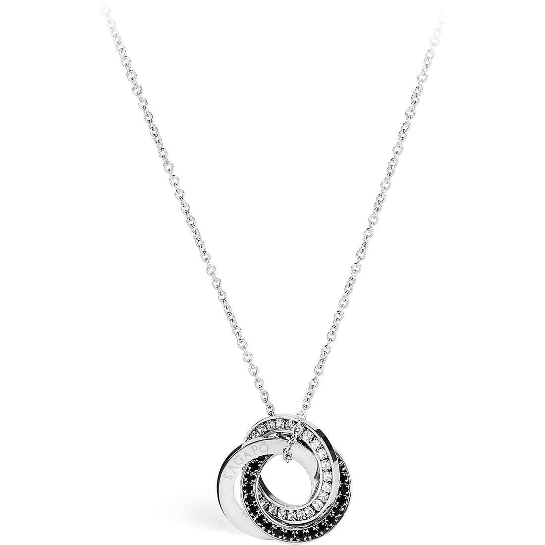 necklace woman jewellery Sagapò Trinidad STR02