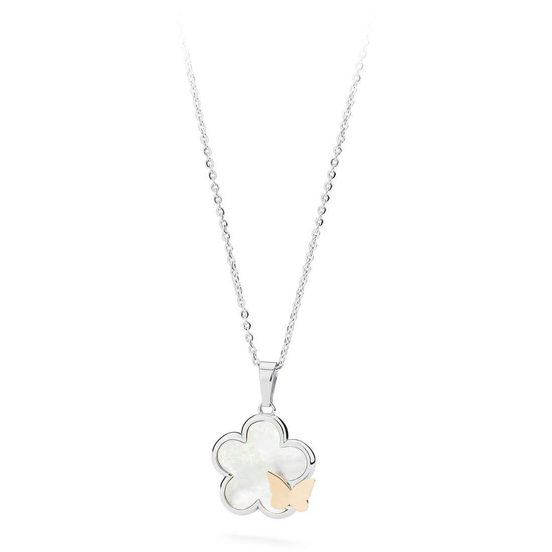 necklace woman jewellery Sagapò Whisper SAGAPOSWR02