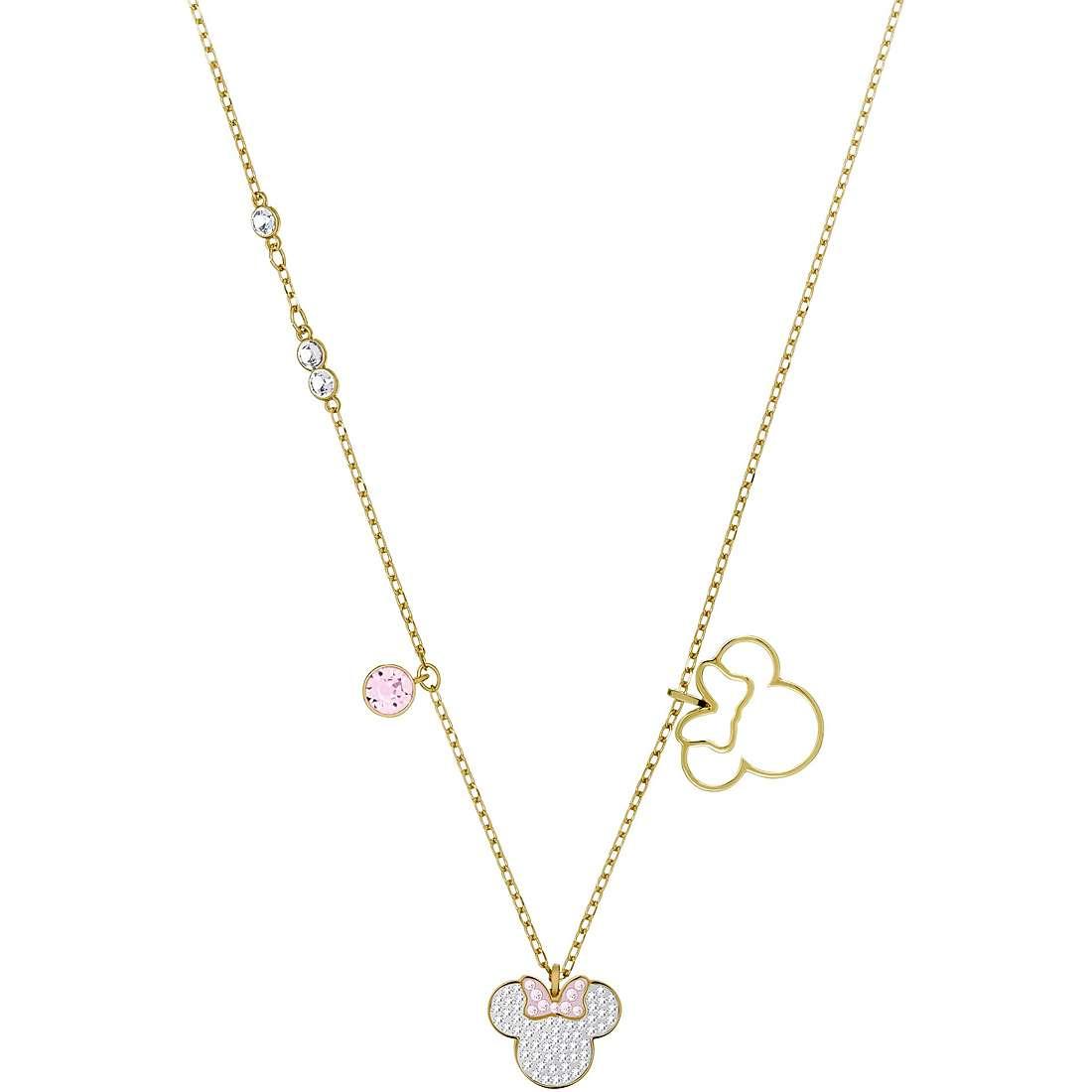 necklace woman jewellery Swarovski Disney 5515433