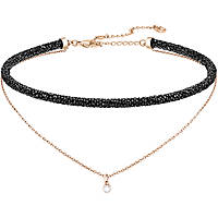 necklace woman jewellery Swarovski Long Beach 5385838