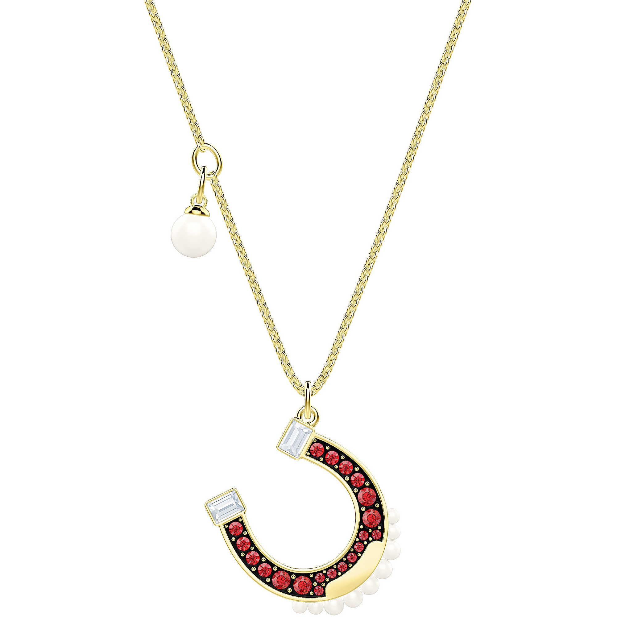 d9fff6ea86448 necklace woman jewellery Swarovski Lucky Goddess 5464197