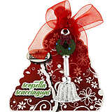 oggettistica Bagutta Natale N 8400-12